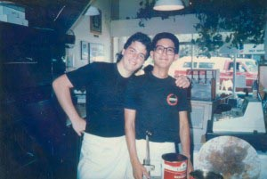 Kevin and Saeki 90's