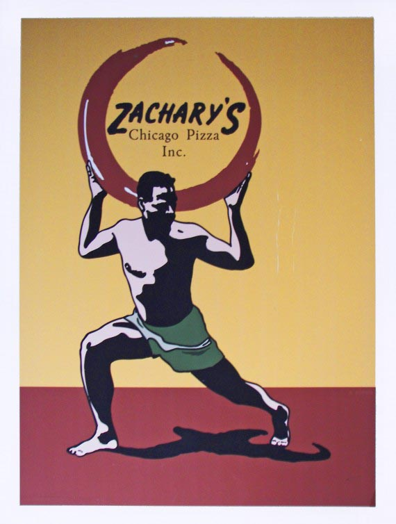 Zachary's Atlas, Kevin Brown, 2003