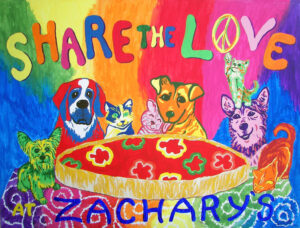 share the love Lucy Schneider, 2007