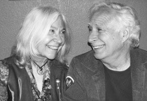 Donna and Tony Aweeka bw