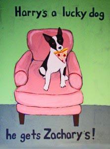 Harry's a Lucky Dog, Lisa Hayle, 2005