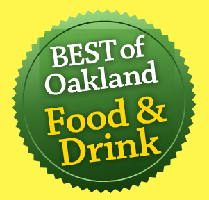 Oakland Mag Best Pizza 2014