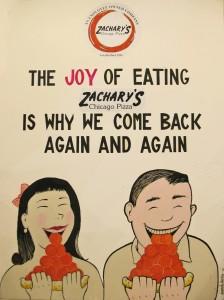 Joy of Eating, Marvin Ehrlich, 2012, age 87