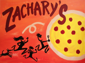 Chasing Pizza, Pete Docter