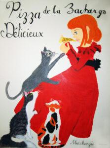 delicieux Mackenzie Sowers, 2005