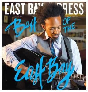EAST BAY EXPRESS BEST OF THE EAST BAY 2015