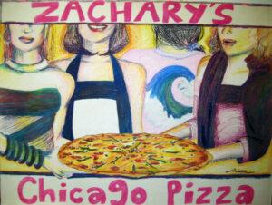 pizza ladies
