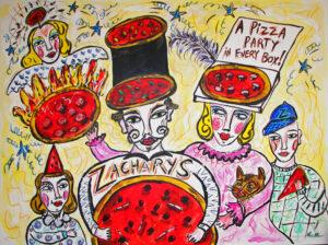 Party in Every Box, Lauren Ari