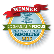 Community Focus Award logo