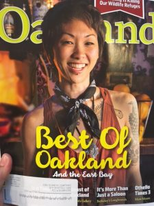 Oakland Mag Best of EB 2016 Cover
