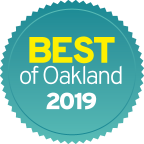 oakland magazine best of 2019 ZACHARY'S WINS OAKLAND MAGAZINE'S BEST OF OAKLAND READERS' CHOICE